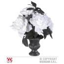grossiste Pots de fleurs & Vases: VASE AVEC 6 BLANC  LECH frontière CHANGEMENT DE COU