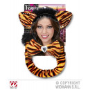wholesale Toys: TIGERIN Dress-up  set (ears, bow tie, tail)
