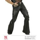 wholesale Trousers: ROCKER TROUSERS imitation leather