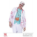 wholesale Shirts & Blouses: ZOMBIE DOCTOR (smock with shirt and Gedaermen, hea