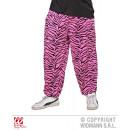 wholesale Trousers:1980s HOSE-PINK ZEBRA