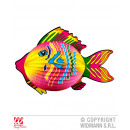 groothandel Woondecoratie: TROPICAL lantaarn van vissen 40 cm