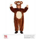 BEAR PLUSH (jumpsuit with hood and mask)