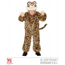wholesale Toys: LEOPARD PLUSH  (overcoat with hood and mask)