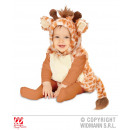 wholesale Toys: PLUSH GIRAFFE  (jumpsuit with hood) (98 cm / 1-2 Y