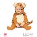 wholesale Toys: PLUSH TIGER  (jumpsuit with  hood) (80 cm / ...