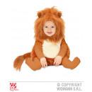 PLUSH LION  (jumpsuit with  hood) (80 cm / ...