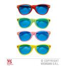 Großhandel Sonnenbrillen: MAXI SONNENBRILLEN sortiert in 4Farben