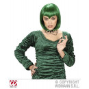 wholesale Toys: WIG GOTHIC VAMP green - in Box
