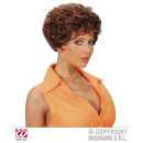 wholesale Toys: WIG WHITNEY brown - in Box