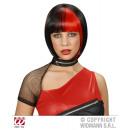 negro de vuelo rasante ZOEY con raya roja - en la