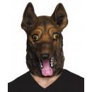 wholesale Toys: Latex Mask German Shepherd