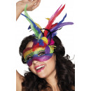 wholesale Toys: Eye mask Venice arcobaleno