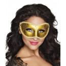 wholesale Toys:Eye mask Gabriella gold