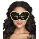 wholesale Toys:Eye mask Gabriella black