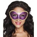 wholesale Toys: Eye mask Gabriella violet