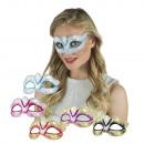 wholesale Toys: Eye mask Venice  felina 6 colors assorted