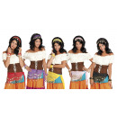 wholesale Toys: Gypsy (hair,  bracelets and belt) 5 colors so