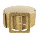 wholesale Toys:Belt gold (120 x 5,5 cm)