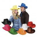 wholesale Toys: Hat Brilliant  velvet 9 colors assorted