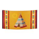 Vlag Indianen (90 x 150 cm)