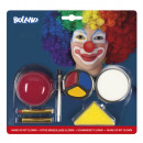 Maquillage Set Clown (Couleurs de maquillage, 1 ép