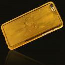 $ 1k Gold Bank Letter Phone Case