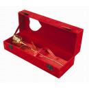 wholesale Consumer Electronics: Golden Rose in Red Velvet Box