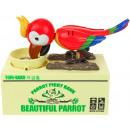 Parrot Piggy Bank