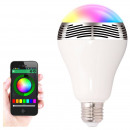 Bluetooth Smart LED-Lampe mit Lautsprecher