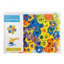Großhandel Babyspielzeug:Modulmax 100 Stück BAG