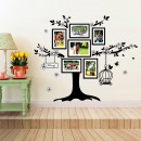 wholesale Wall Tattoos: Photo Frame with Birdcage