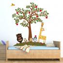 nagyker Otthon és dekoráció: Walplus Kids dekorációs matrica, ...