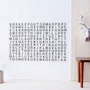 nagyker Faltetoválás: Fali matrica - Words on the Wall