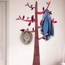 groothandel Klein meubilair: Walplus Home Decoratie Sticker, Gekleurde Boom Kap