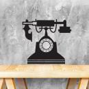 Walplus Dekoration Aufkleber Möbel Set - Telefon