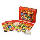 Großhandel Glückwunschkarten:GeoBingo Welt (ENG)