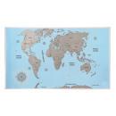 nagyker Mappák és iratrendezők:Scratch World Map