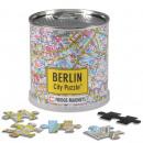 wholesale Puzzle: Berlin City Puzzle Magnets