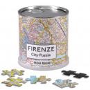 wholesale Puzzle: Florence City Puzzle Magnets