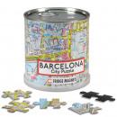 Barcelona City Puzzel Magneten