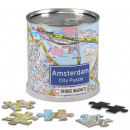 Amsterdam City Puzzel Magneten