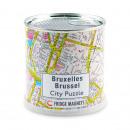 Bruxelles Città Magneti Puzzle