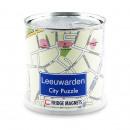 wholesale Puzzle: Leeuwarden City Puzzle Magnets