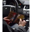 hurtownia Artykuly podrozne: Posiadacz paszportu - nubuk