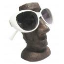 Moai Glasses Holder