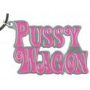 Kill Bill - Pussy Wagon Metal Keyring