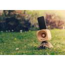 hurtownia Telefony komorkowe, smartfony & akcesoria: Trobla Drewniane Wzmacniacz - Iphone 6 (S) - Klon