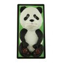 Rotary Hero Panda Tissue Box Cover