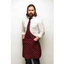 wholesale Shirts & Blouses: Tie & Tie Apron Apron Chef Black Bordeaux Ge